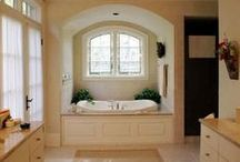 Bathrooms / There are many decisions to be made when designing or renovating a bathroom.  Here are some solutions.  For more information go to our websites:  http://www.designingyourperfecthouse.com, and http://www.about-home-design.com
