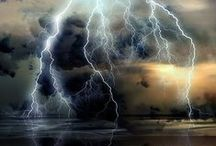 Thunder and Lightning / When Mother Nature shows her real colours