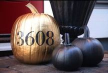 Decor Inspiration! / Need some inspiration for the front porch or your dinner party centerpiece? Look no further! / by Calabasas Pumpkin Festival