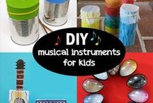 Creative Children / Fun things for kids: music, art, and all things creative