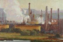 Industrial / by Sherry Schmidt