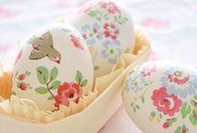 Spring/Easter - Påskefrokost
