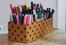 bricolage - DIY / riciclo creativo, artigianato, idee fai da te...