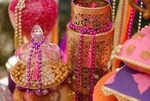 Princess party - 1001 nights, india, arabia, china