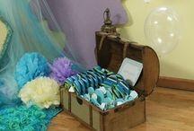 Princess party - Mermaid, Under the Sea