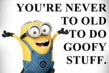 Minions / Minions, quote, citat, funny, giggly, love these little guys