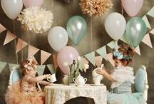 WOW ♡ Vintage Tea Parties