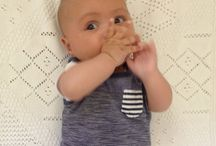 Ships Ahoy x / Little Monkey does Nautical this Summer x