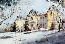 Corneliu Dragan-Targoviste / by Sherry Schmidt