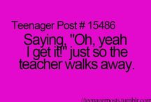 #Teenager Post