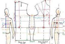 corpini / metodi per realizzare modelli-base di corpini