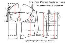 bustini - intimo / modellazione di bustini, reggiseni, intimo e costumi da bagno