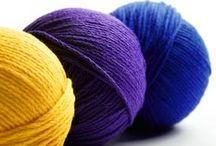 stoffe.de ✂ Wolle / stoffe.de liebt es auch Kreatives aus Wolle zu machen. Hier zeigen wir euch Ideen.