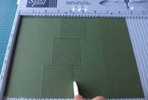 Cards - techniques