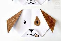 creazioni di carta