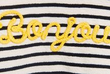 Love me a stripe x / New in toddler boys - January x