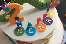 The Very Hungry Caterpillar Party x / Top 10 Tips for planning a toddlers party x