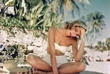Retro style files / Loving a little blast from the past. Think Slim Aarons and European summers circa 1950s and onwards.