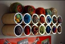 All About That Yarn / What do YOU do with yarn?