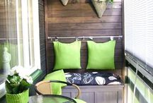 Decorating the outdoors with style!