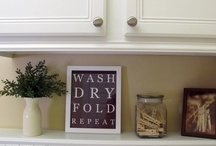 Laundry Room / by Nicole Pitts