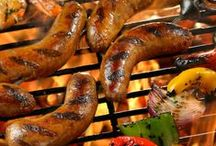 Grilling, Cookouts & Tailgating / Throw Johnsonville sausage & bratwurst on the grill for the flavor you crave! These Brat, Sausage, and Kabob / Kebab recipes are guaranteed to be a hit at your next BBQ or game day party!