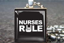 """RN/ nurse stuff / All of the craziness that is nursing! It's a one of a kind world. And you have to live in this world to """"get it"""".  / by Amy Hicks"""