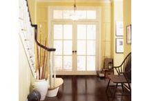 Foyer & Hallway Inspiration  / Make the first impression of your home a lasting one with a personality-filled entryway. / by Mohawk Flooring