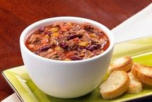 Chili Recipes / Chili recipes featured on the Johnsonville website and tasty recipes to try with our Johnsonville Italian Sausage! Substitute ground beef for our Johnsonville Ground Italian Sausage! Great for hosting game-day gatherings!