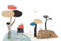 Illustration / by Delphine Tartary