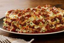 Lasagna & Pasta Recipes / Some lasagna recipes made with Johnsonville Sausage.