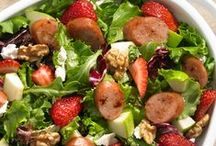 Soup & Salad Recipes / Delicious soup & salad recipes made with Johnsonville Sausage.
