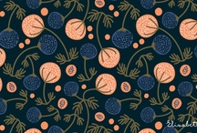 Print patterns / by Delphine Tartary