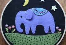 I want an elephant. / All things elephant
