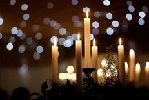 Light up my heart - Candle light