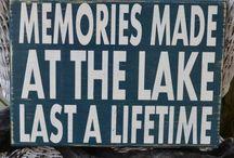 Lake Ideas