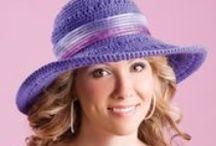 crochet hats and headbands / by Joy Allen