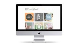 Websites / by Mixed Pixel