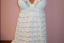 crochet lingerie/swim wear / by Joy Allen