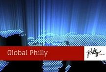 Global Events in PHL / Here's why Philadelphia is a global city!