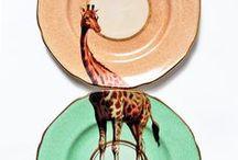 I want a giraffe. / All things giraffe.