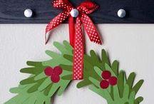 ⛅ Noël  idées activités / Des idées d'activités éducatives et créatives pour préparer et fêter Noël