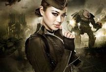 Dieselpunk Perfection / A collection of the most marvelous and mind-lifting Dieselpunk creations ever created / by Richard Darell