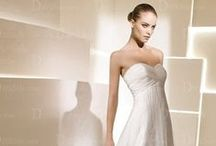 the dress / #wedding #dress