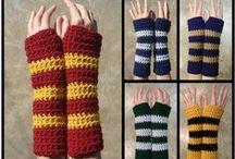 Geeking Crochet DIY Project Ideas / Things regarding Doctor Who, LOTR, Nintendo, HP, etc that I could make!