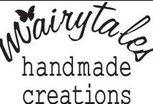 My own creations / The handmade items I am creating