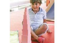 ⚘ Montessori / méthode et ateliers progressifs trouvés sur la toile + Nos produits Montessori