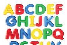 ☺ Alphabets / Des ressources à imprimer. On choisit celui avec lequel on est le plus à l'aise !