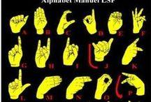 ♕ LSF Langue des Signe Française / Nos outils et nos conseils pour apprendre la LSF en s'amusant.