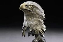 Eagle Gifts & Home Decor / The eagle is truly a symbol of strength and independence. Celebrate the grace and beauty of one of nature's most iconic creatures.
